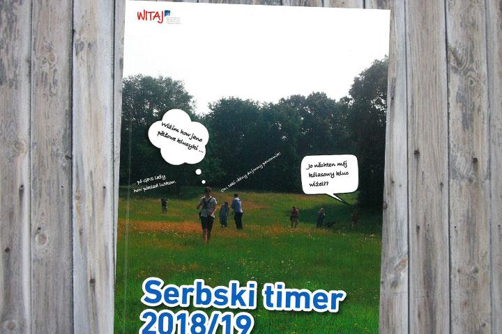 Neuer niedersorbischer Schultimer