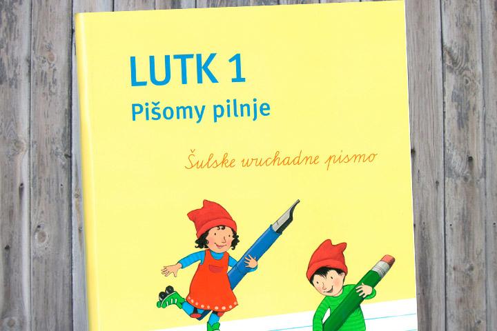 Drittes Schreibheft der Reihe LUTK 1 erschienen