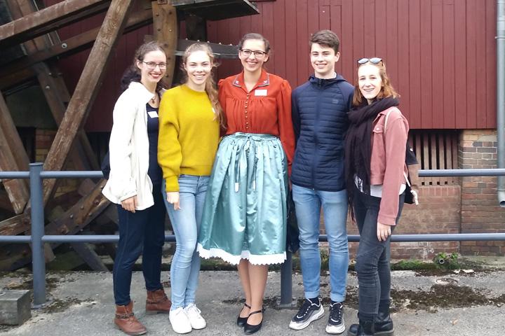 Ehrung engagierter Jugendlicher auf dem Gebiet der niedersorbischen Sprache