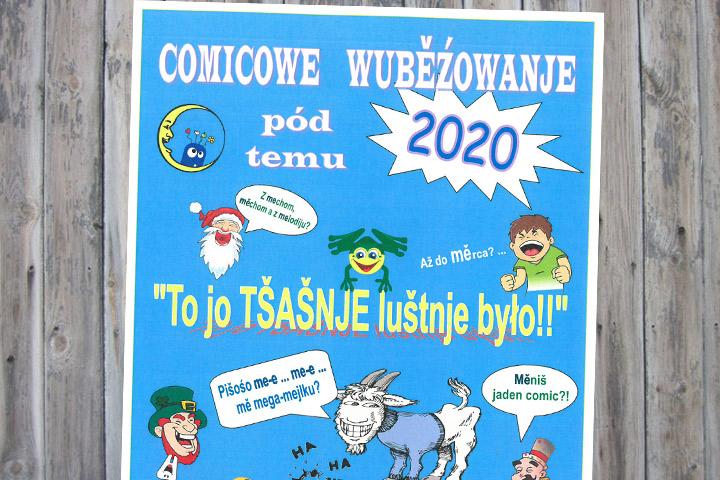 Comic-Wettbewerb 2020
