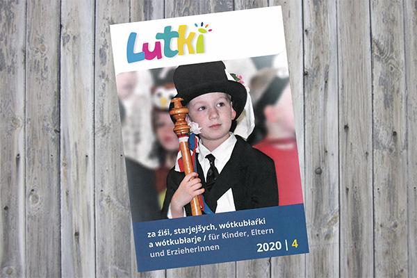 Die Winterausgabe der Lutki-Zeitschrift ist da