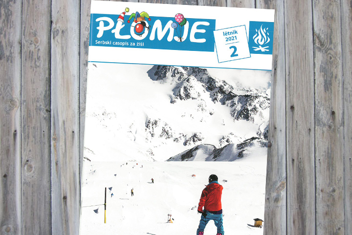 Februarausgabe der Płomje online