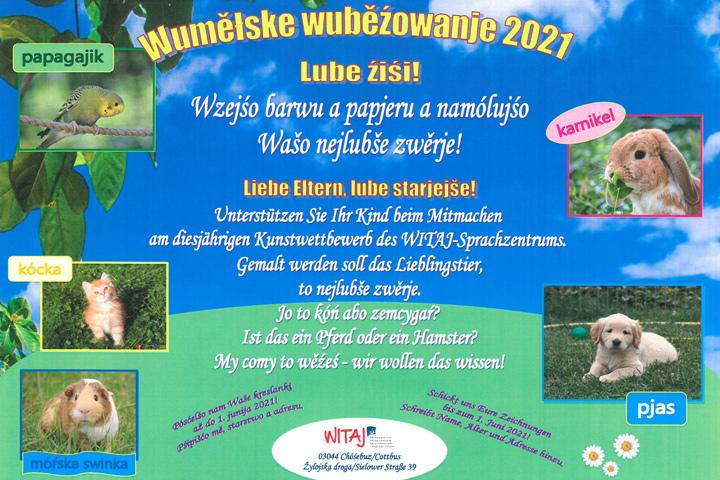 Kunstwettbewerb 2021
