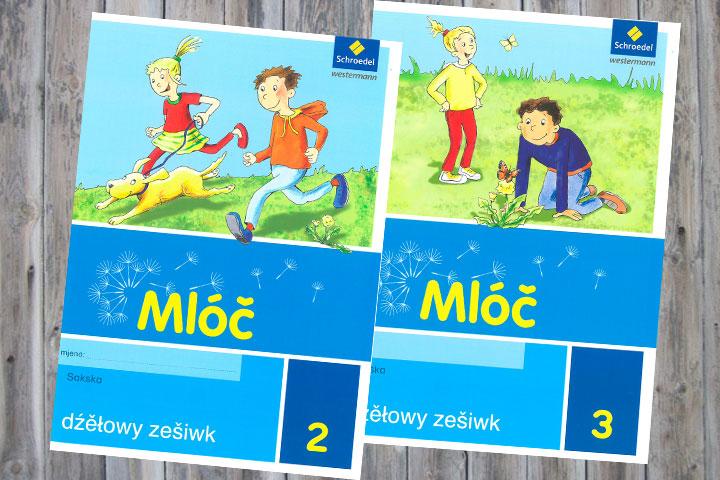 Arbeitshefte Pusteblume 2 und 3 in neuer Auflage erschienen