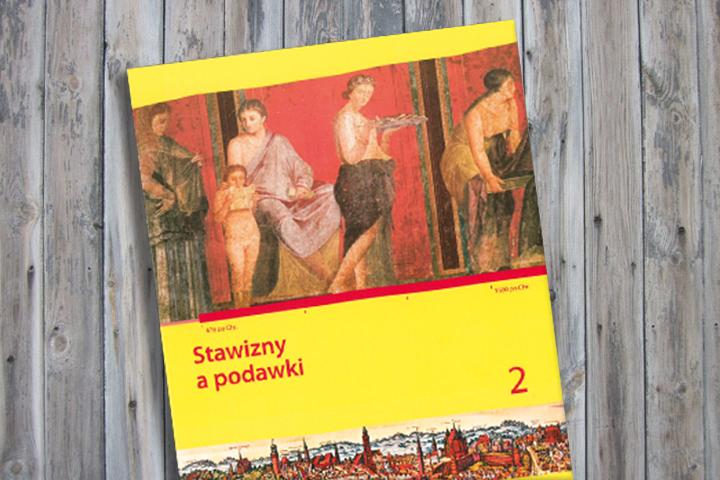 Neues Geschichtslehrbuch für Klasse 6
