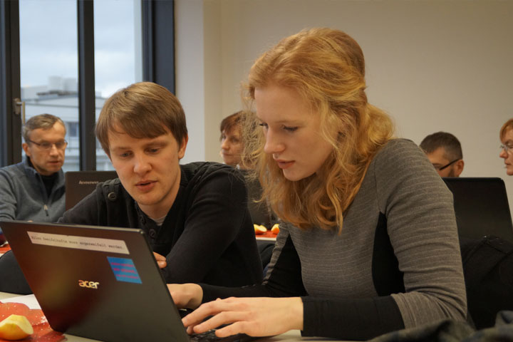 """Sorbisches digitales Lehrwerk """"Krok po kroku"""" wird erweitert und optimiert"""
