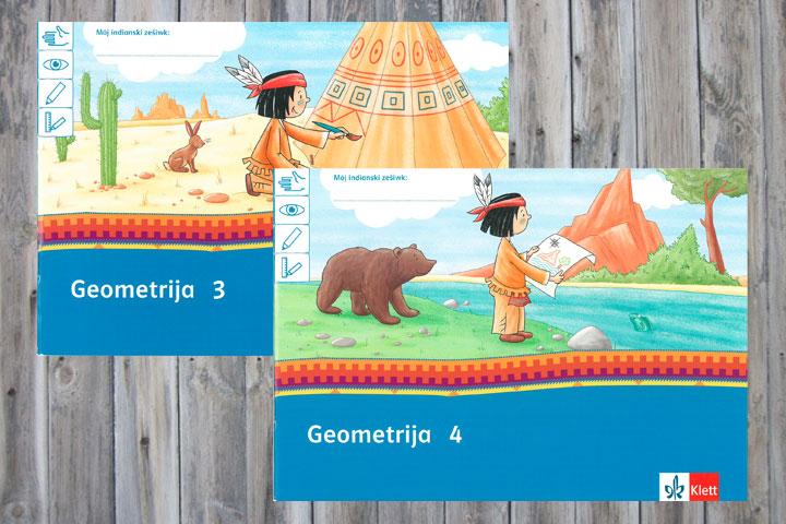 Geometrija – ein neues Unterrichtsmaterial für den Mathematikunterricht in der 3. und 4. Klasse