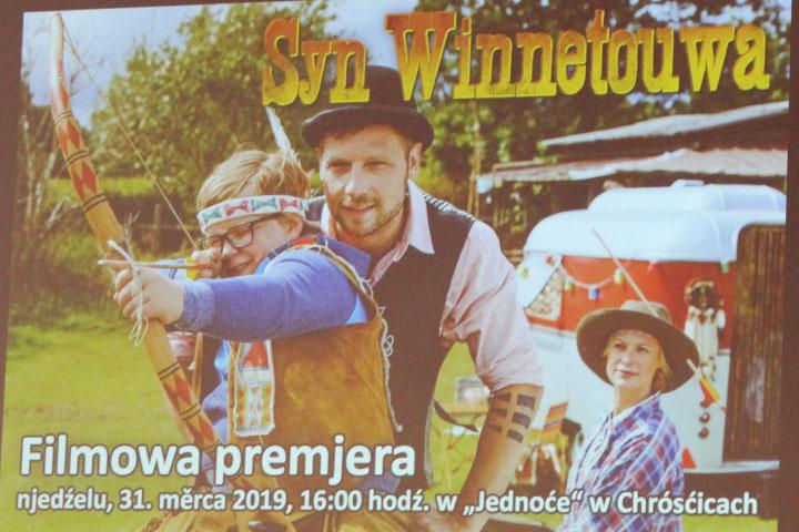 Syn Winnetouwa – erfolgreiche Premiere
