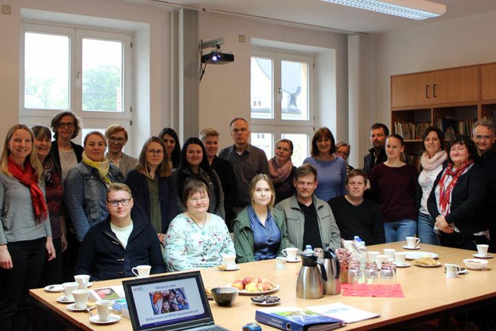 Goethe-Institut organisiert Fortbildung zur Situation der Sorben als nationale Minderheit