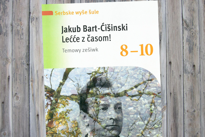 Jakub Bart-Ćišinski – Lećće z časom! – Neues Themenheft erschienen