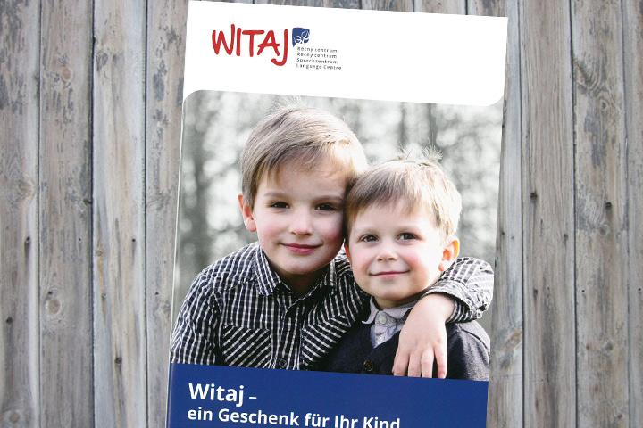 """""""Witaj – ein Geschenk für Ihr Kind"""" in aktualisierter Auflage"""