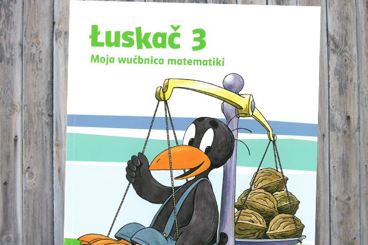 Łuskač 3 – neues sorbisches Lehrbuch für Mathematik