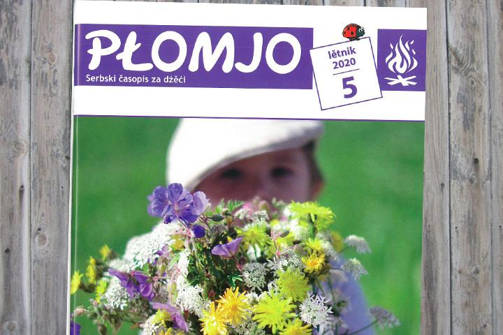 Mai-Ausgabe der Płomjo auch vorab online