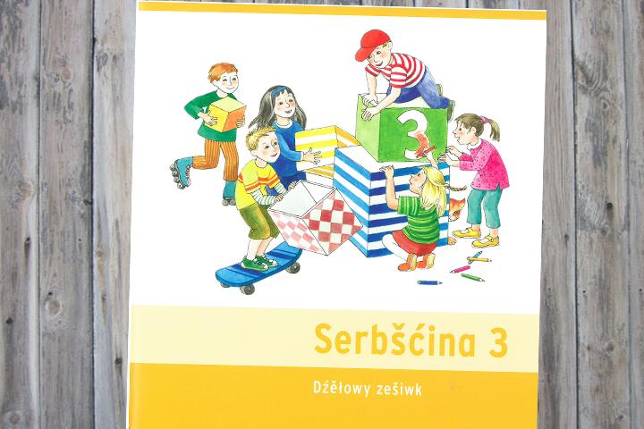 Serbšćina 3 – dźěłowy zešiwk