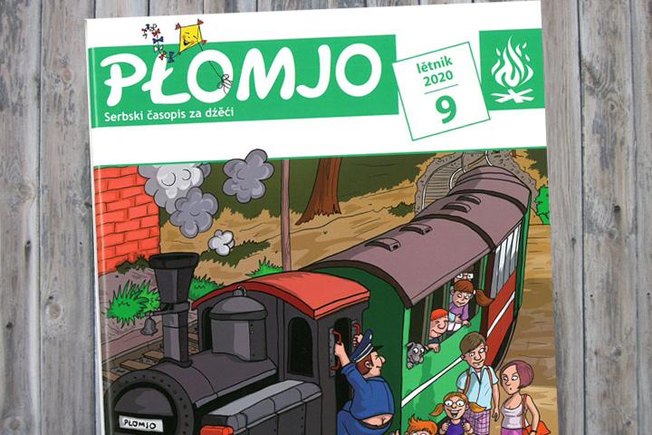 Neue Ausgabe der Płomjo erschienen