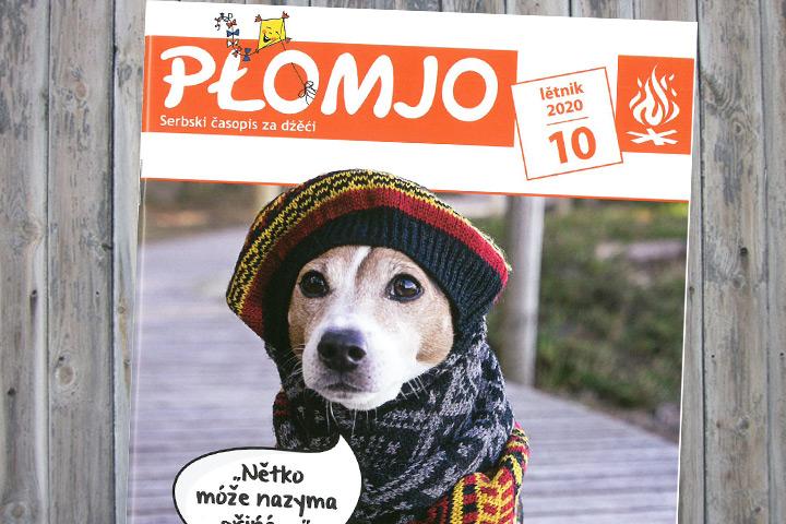 Herbstausgabe der Płomjo erschienen