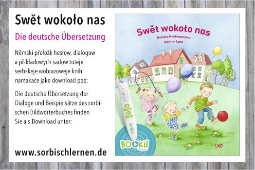 Deutsche Übersetzung für das Bildwörterbuch