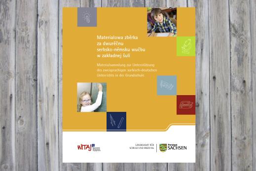 Materialsammlung zur Unterstützung des zweisprachigen sorbisch-deutschen Unterrichts in der Grundschule