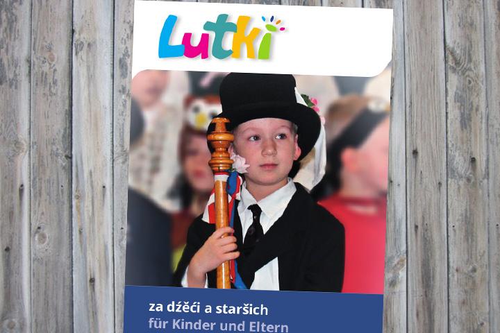 Dezember-Ausgabe der Lutki-Zeitschrift erschienen