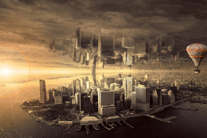 Die Welt steht kopf – Neujahrswort von Lorenz Jankowsky