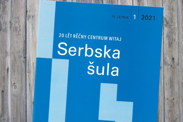 Erste Ausgabe der Serbska šula in unserem Jubiläumsjahr