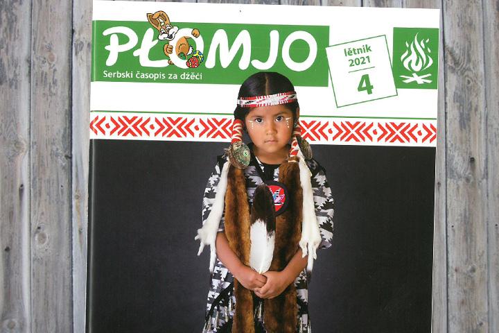 Aprylske wudaće Płomjenja najprjedy zaso online