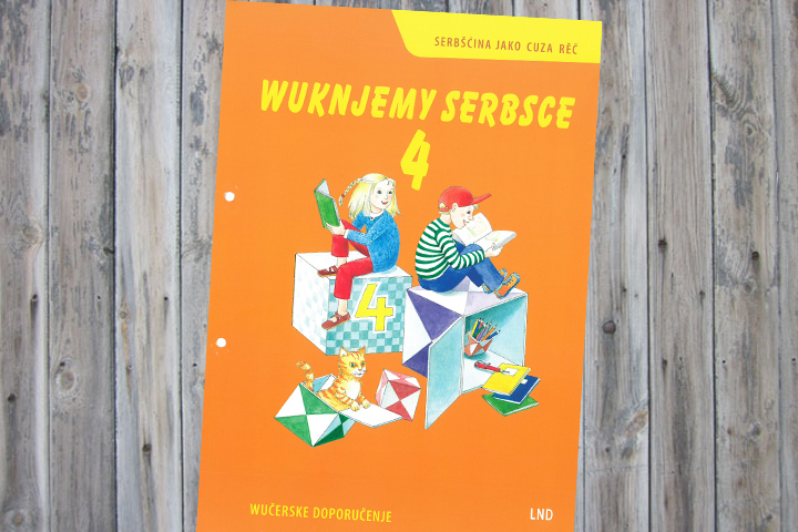 Wuknjemy serbsce 4 – wučerske doporučenje