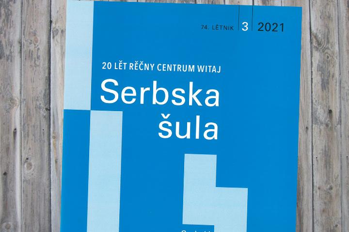 Dritte Ausgabe der Serbska šula in unserem Jubiläumsjahr